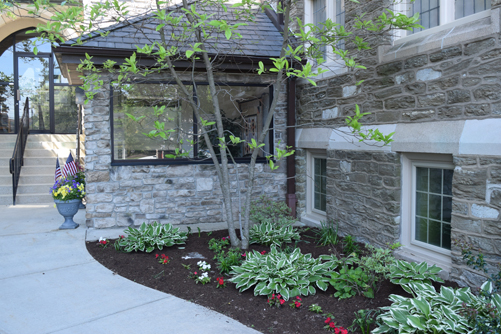 2015 Courtyard 1